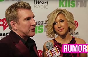 Chrisley Knows Best - Todd and Savannah Chrisley interviewed by RumorFix at KIIS-FM's Jingle Ball 2014.