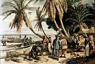 Togo - Togoland (R. Hellgrewe, 1908)
