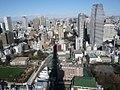 Tokyo Tower's shadow - panoramio.jpg
