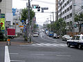 Tokyo prefectural road route 47 end.jpg