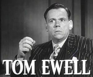 Tom Ewell - In Adam's Rib (1949)