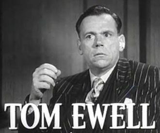 Tom Ewell - In Adam's Rib (1949)