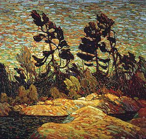 Thirty Thousand Islands - Image: Tom Thomson Summer Shore, Georgian Bay