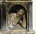 Tomb - beddrod Evan Llwyd (Bodidris), Sir Ddinbych - Denbighshire 1639 16.jpg