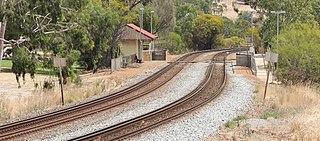 Toodyay railway station railway station in Toodyay, Western Australia