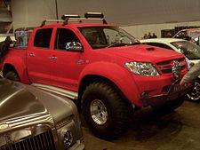 Toyota hilux wikipedia la enciclopedia libre for Cabina lago north carolina