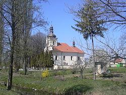Topolany kostel sv. Mikuláše (Vyškov- czech republic).JPG