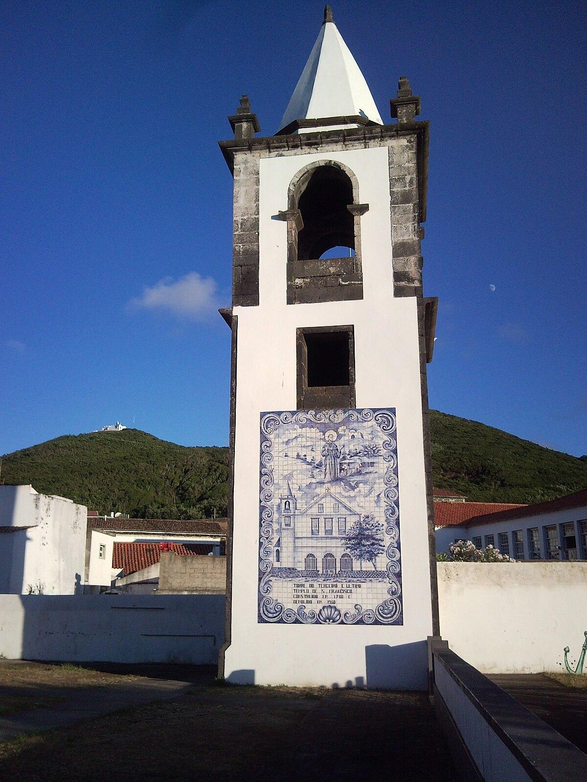 Torre Da Igreja De Nossa Senhora Dos Anjos Wikip 233 Dia A