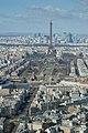 Tour Eiffel, école militaire, Champ-de-Mars, Palais de Chaillot, La Défense - 02.jpg