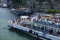 Tour boat from the Pont des Arts @ Seine @ Paris (28853058552).jpg
