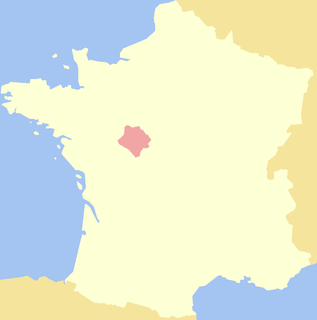 Touraine Place in France