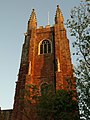 Tower of St Mary's church, Totnes - geograph.org.uk - 1321983.jpg