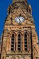 Tower of the Pollokshields Church, Glasgow, Scotland.jpg
