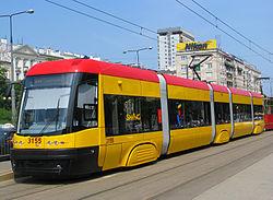 Tram-Warsaw