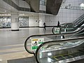 Transfer hall of Dhoby Ghaut MRT Station, Singapore - 20050618.jpg