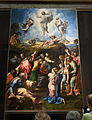 Transfiguration by Raphael in the Pinacoteca Vaticana of the Vatican Museum (5790228342).jpg