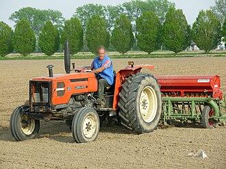 SAME (tractors) - SAME Explorer