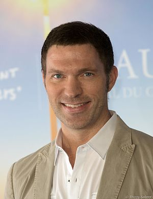 Travis Knight - Knight at the 2016 Deauville American Film Festival