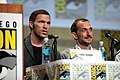 Travis Knight and Anthony Stacchi, The Boxtrolls, 2014 Comic-Con 2.jpg