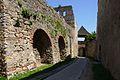 Trenčiansky hrad -hradby - panoramio.jpg