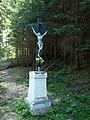 Trhový Štěpánov - křížek v lese.jpg