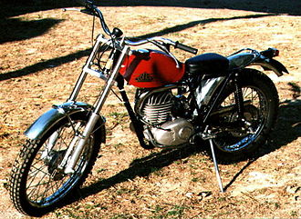 Cotton (motorcycle) - Image: Trials 1