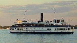 PS <i>Trillium</i> ship
