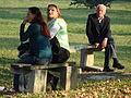 Trio in Park - Tetova (Tetovo) - Macedonia.jpg