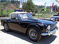 Triumph TR4A iRS 1965 (15437688694).jpg