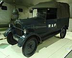 Trojan tender at RAF Museum London 01.jpg