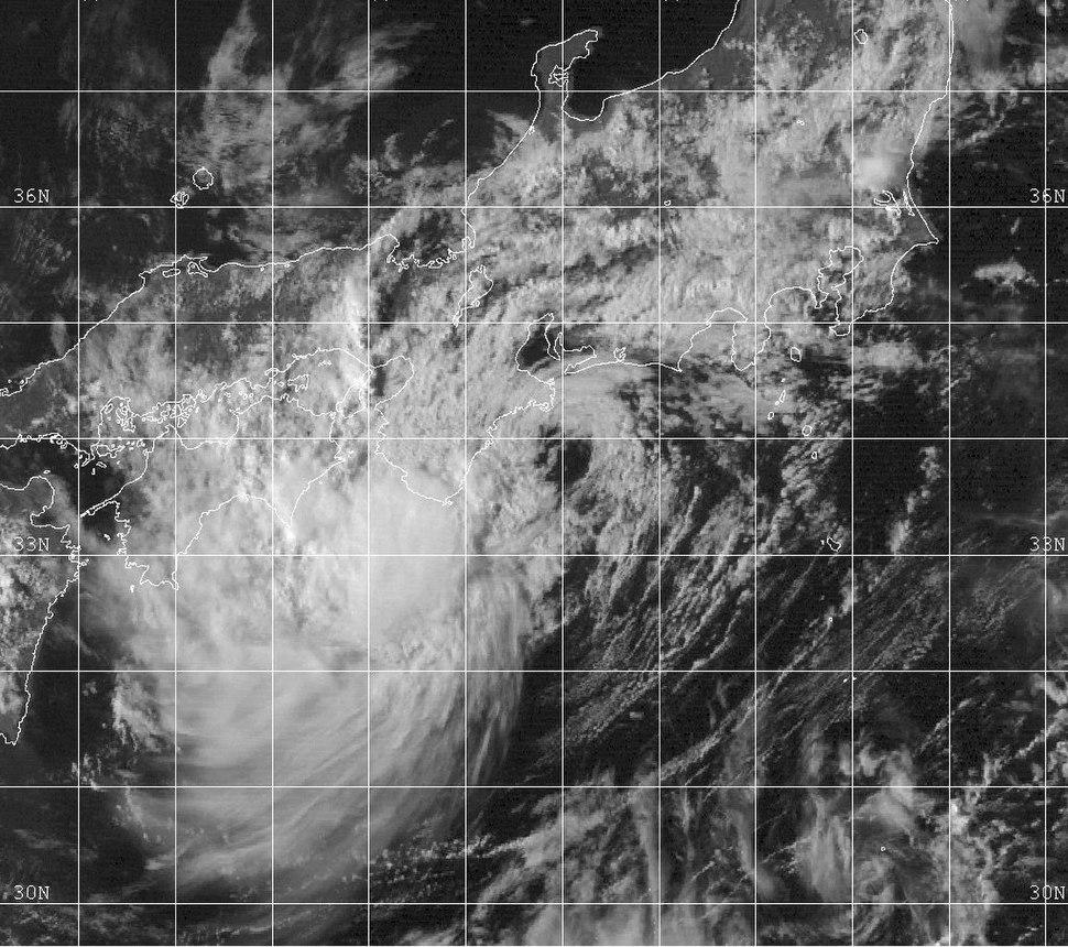 Tropical Depression 14W 1999