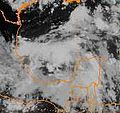 Tropical Depression Two Precursor 1991.JPG