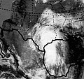 Tropical Storm Candy on June 23, 1968.jpg