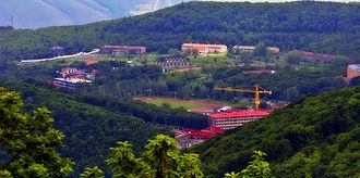 Football in Armenia - Tsaghkadzor Olympic Sports Complex