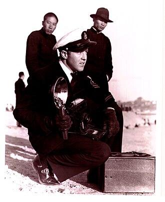 Operation Beleaguer - Image: Tsingtao, China 1949