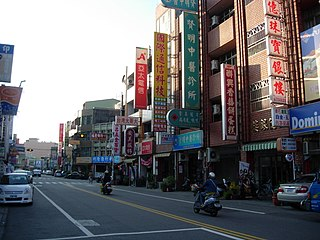 Tongxiao Urban township