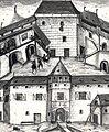 Tvrz Zálezly (1612).jpg