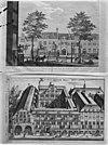 twee prenten van het oostindisch huis - amsterdam - 20011486 - rce