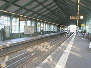 U-Bahn Berlin Bülowstraße
