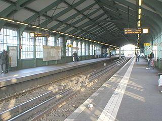 Bülowstraße (Berlin U-Bahn) Berlin U-Bahn station