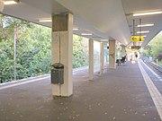 U-Bahn Berlin Scharnweberstraße