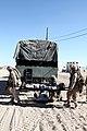 U.S. Marines with Transportation Support Company, Combat Logistics Regiment 2, 2nd Marine Logistics Group, undergo realistic training in an urban environment during Enhanced Mojave Viper (EMV), on Marine Corps 120917-M-KS710-014.jpg