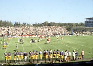 Craig and Madill - Image: UBC vs. Mc Gill at Varsity Stadium, e 1955