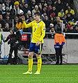 UEFA EURO qualifiers Sweden vs Spain 20191015 Victor Nilsson Lindelöf 3.jpg