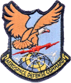USAF Aerospace Defense Command patch