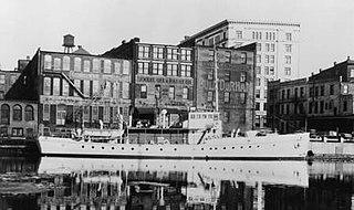 USCGC <i>Bedloe</i> (WSC-128)
