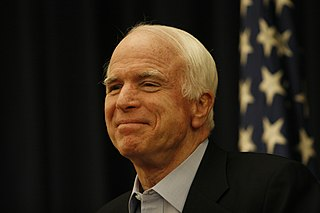 United States Senate career of John McCain, 2001–2014 American politicians partial career timeline