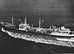 USNS Tallulah (T-AOT-50) underway in the Caribbean Sea, circa in 1964.jpg