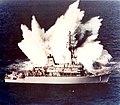 USS Avenger;Shocktrial.jpg