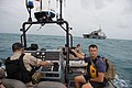 USS Fort Worth conducts search and recovery operations to locate missing AirAsia Flight QZ8501. (16029187808).jpg